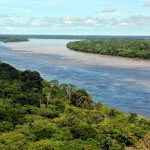 Amazone encontro das águas