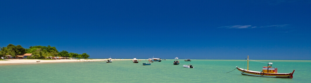 Brazilie vakantie rondreis