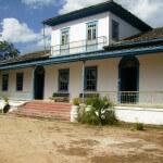 Oorspronkelijke fazendahuis Castrolanda