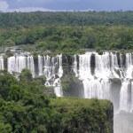 Foz do Iguaçu watervallen Brazilie