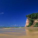 Pipa strand Brazilië