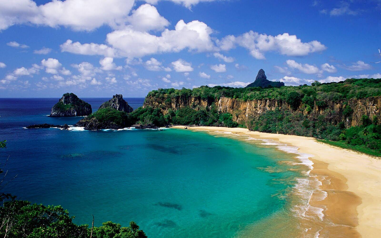 Strandvakantie: Luxe Strandvakantie In Brazilië