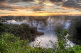 Waterval Brazilië Iguaçu
