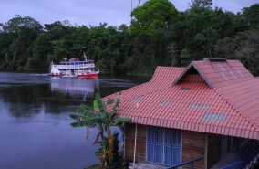 Amazone Rondreis Brazilië
