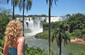 Brazilië reis Iguacu
