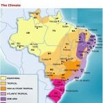 Brazilië klimaat