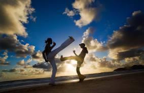 Natal capoeira