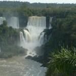 Iguaçu watervallen