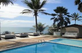 Pipa Brazilië hotel