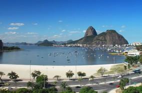 Brazilië Rio de Janeiro strand